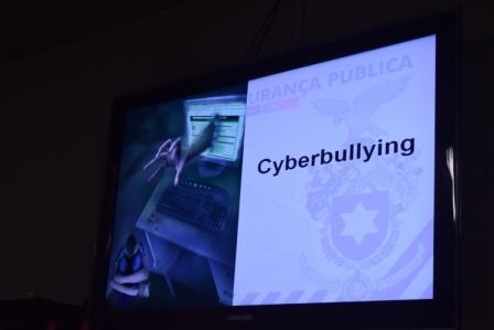 Escola Segura na Bogalha para falar de Bullying