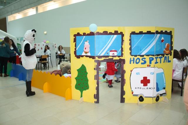 Bogalha vai parar ao Hospital dos Bonequinhos
